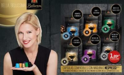 capsulas nespresso bellarom